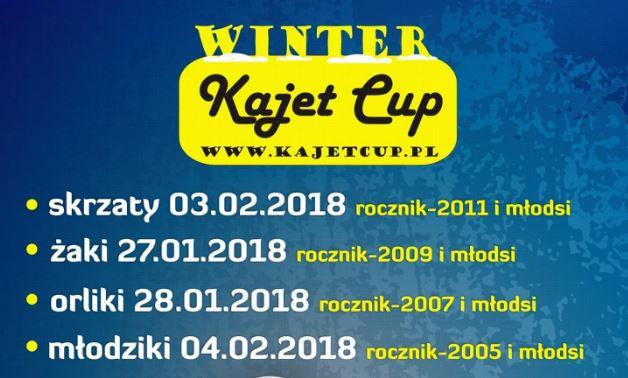 II Winter Kajet Cup - przed nami wielkie sportowe emocje! - zdjęcie główne