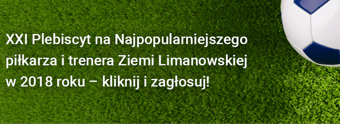 Zagłosuj w XXI Plebiscycie na najpopularniejszego piłkarza i trenera 2018 roku - zdjęcie główne