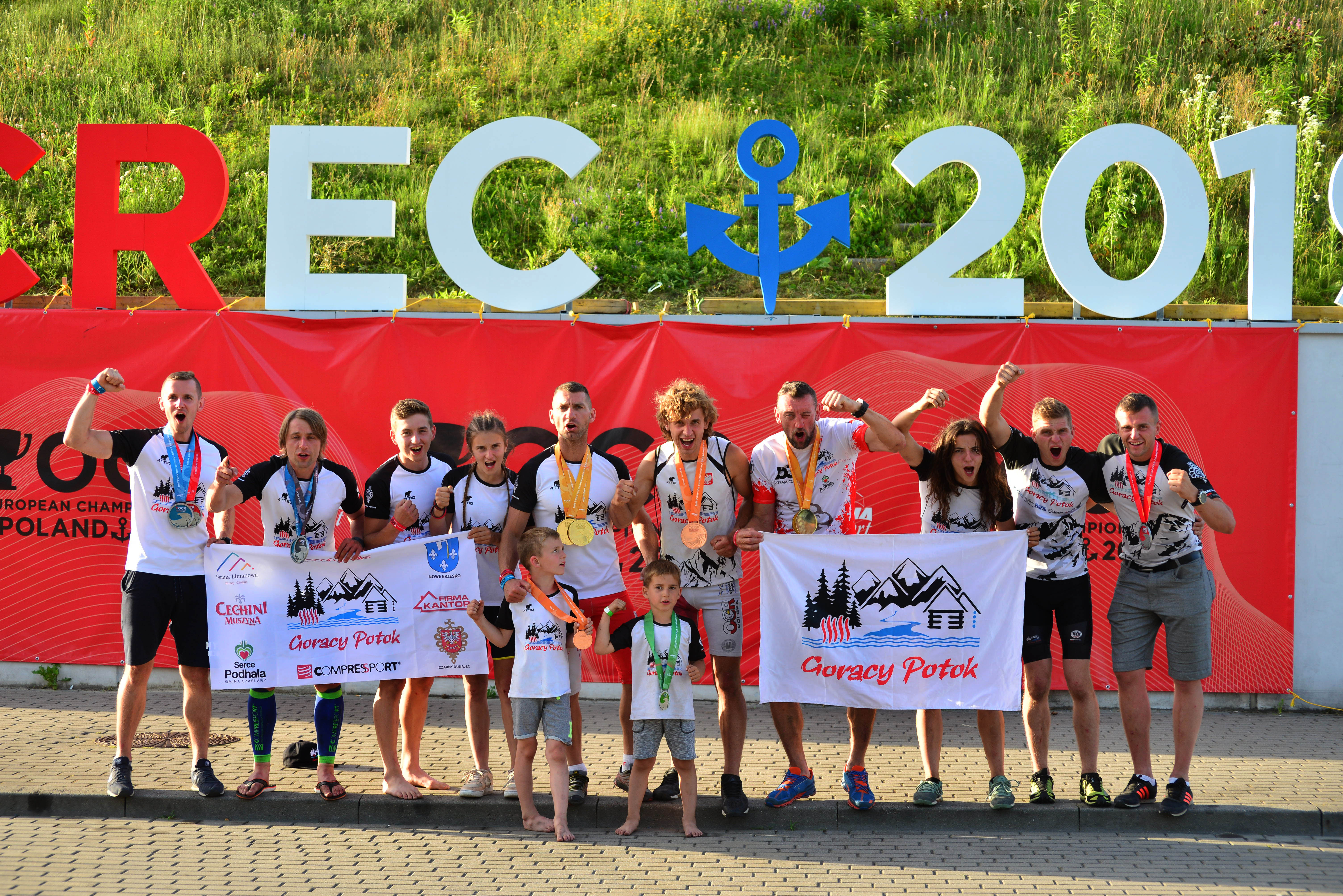 Podhalańskie Dziki na podium Mistrzostw Europy OCR - zdjęcie główne