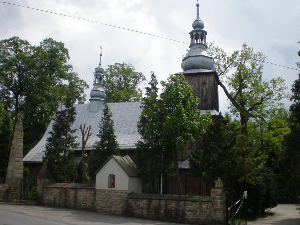 Kościół pw. Św. Jana Ewangelisty w Pisarzowej