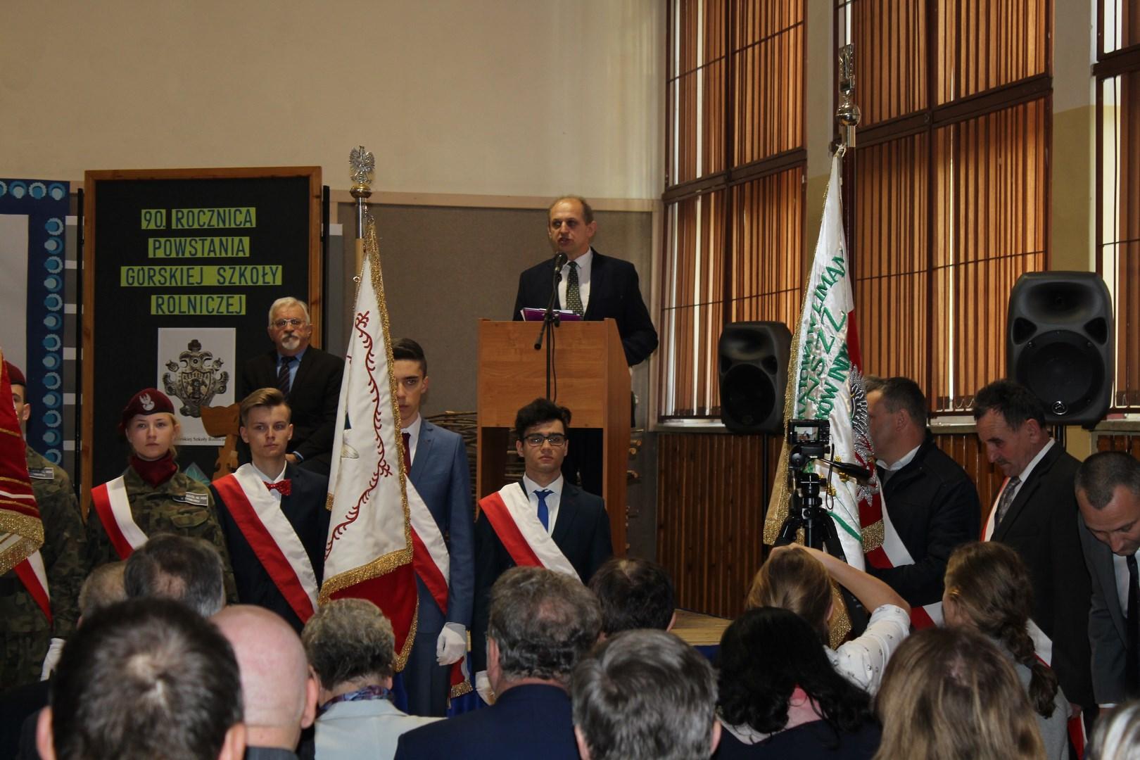 Obchody Jubileuszu 90 rocznicy powstania Górskiej Szkoły Rolniczej - zdjęcie główne