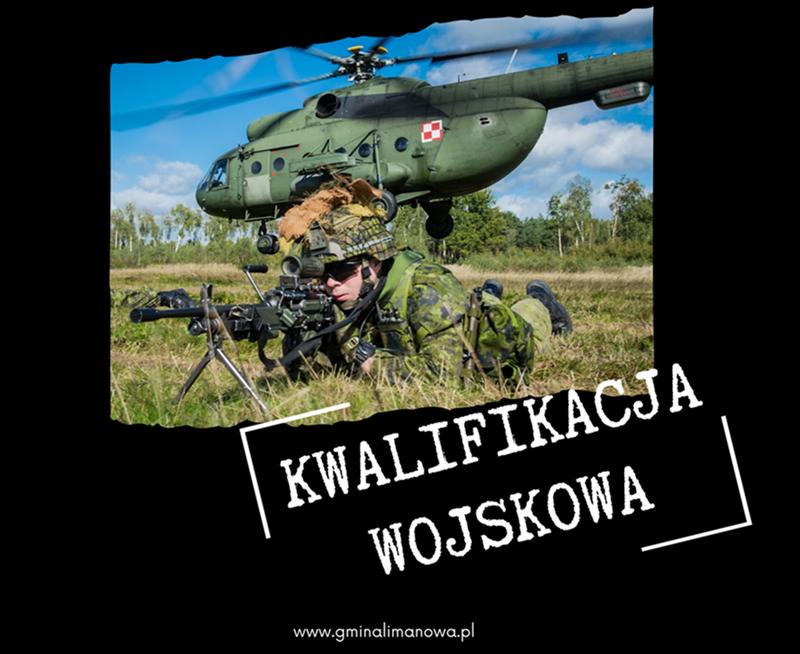 Kwalifikacja wojskowa 2021 - zdjęcie główne