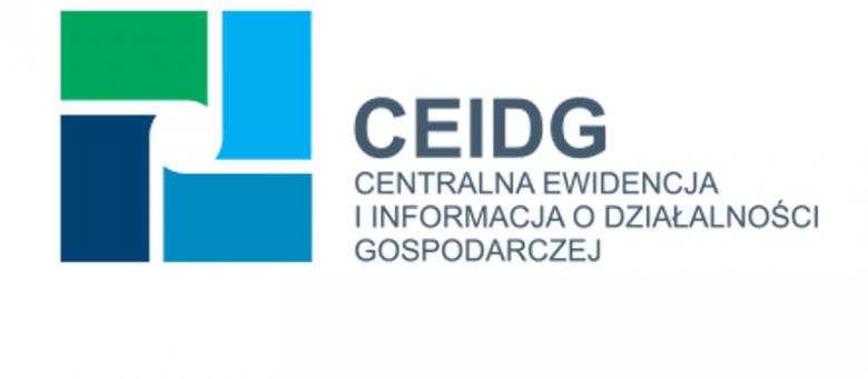 Wpis do CEIDG wraz ze zgłoszeniem do ubezpieczeń w ZUS - zdjęcie główne
