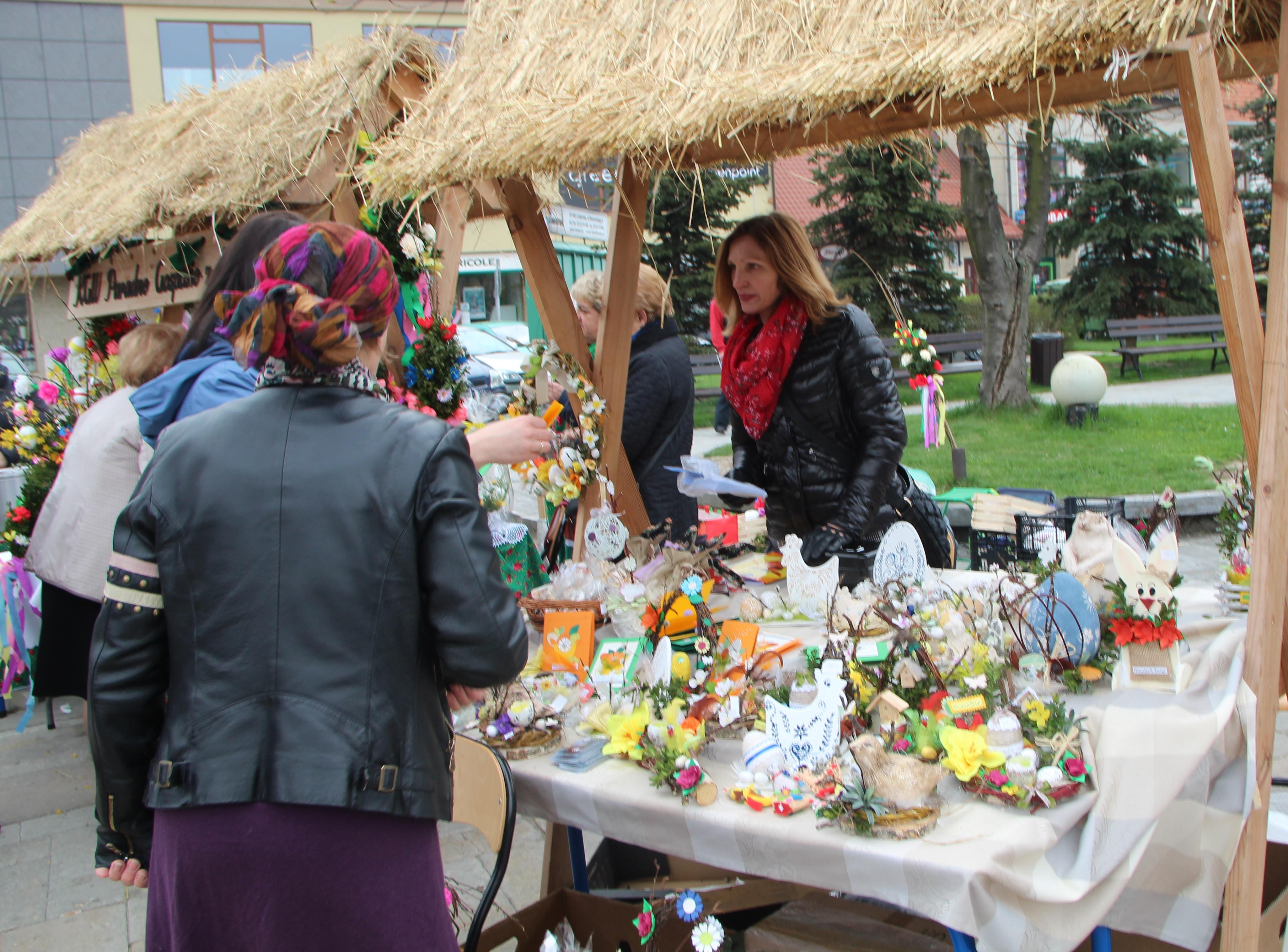 I Powiatowy Kiermasz Wielkanocny - zdjęcie główne