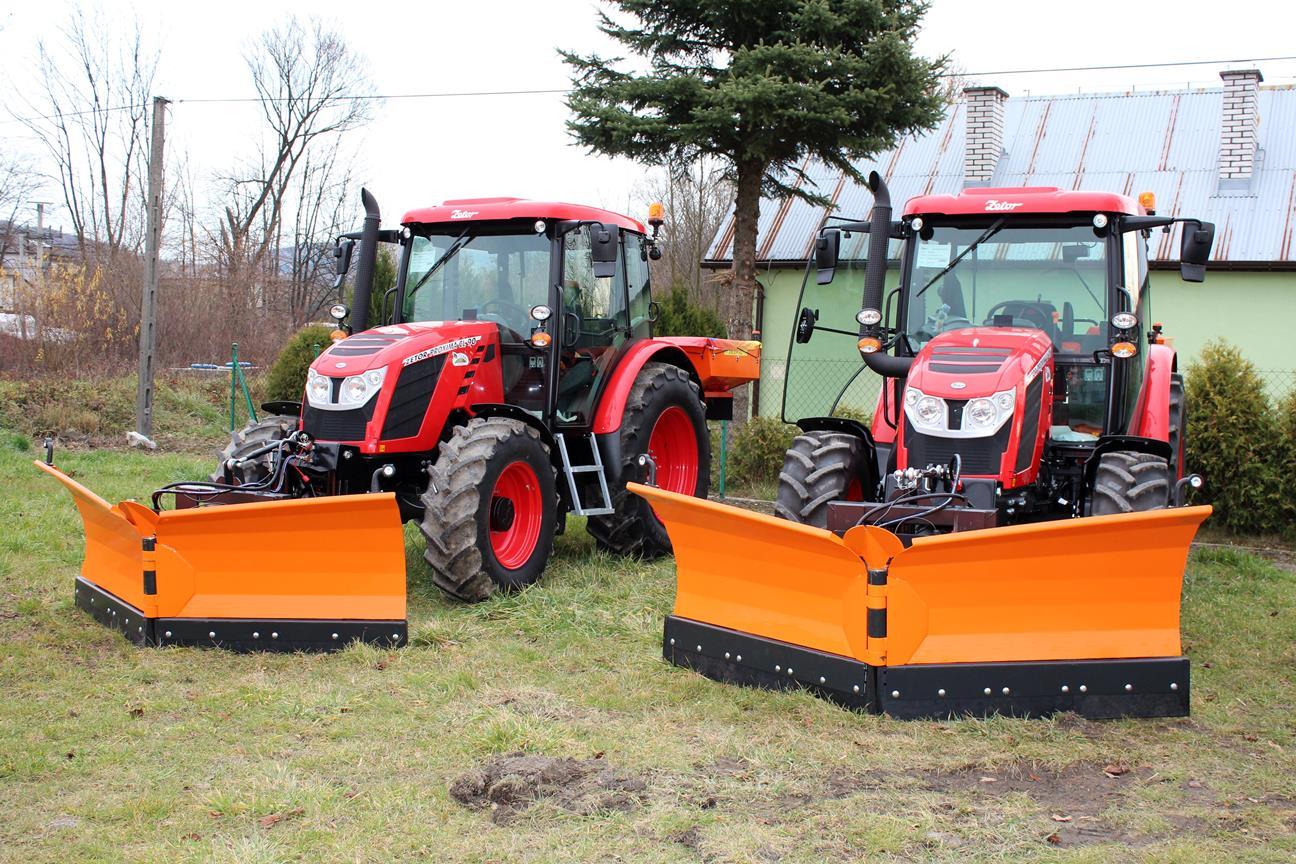 Nowy sprzęt do wykonywania zadań drogowych i  prac remontowych na stanie gminy Limanowa - zdjęcie główne