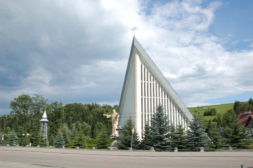 Kościół w Starej Wsi