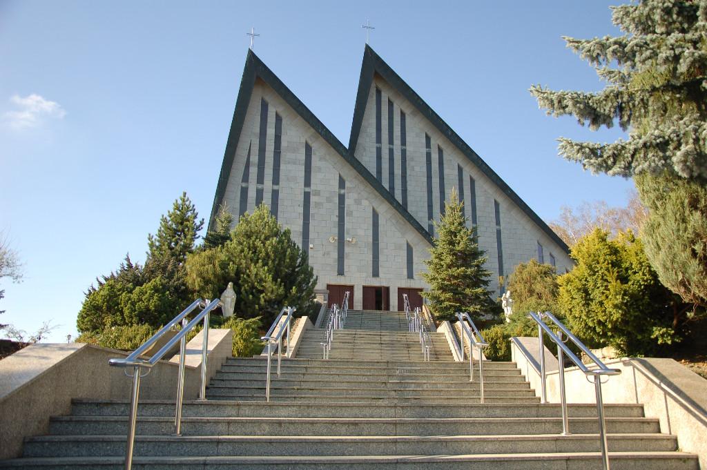 Sanktuarium w Pasiervcu