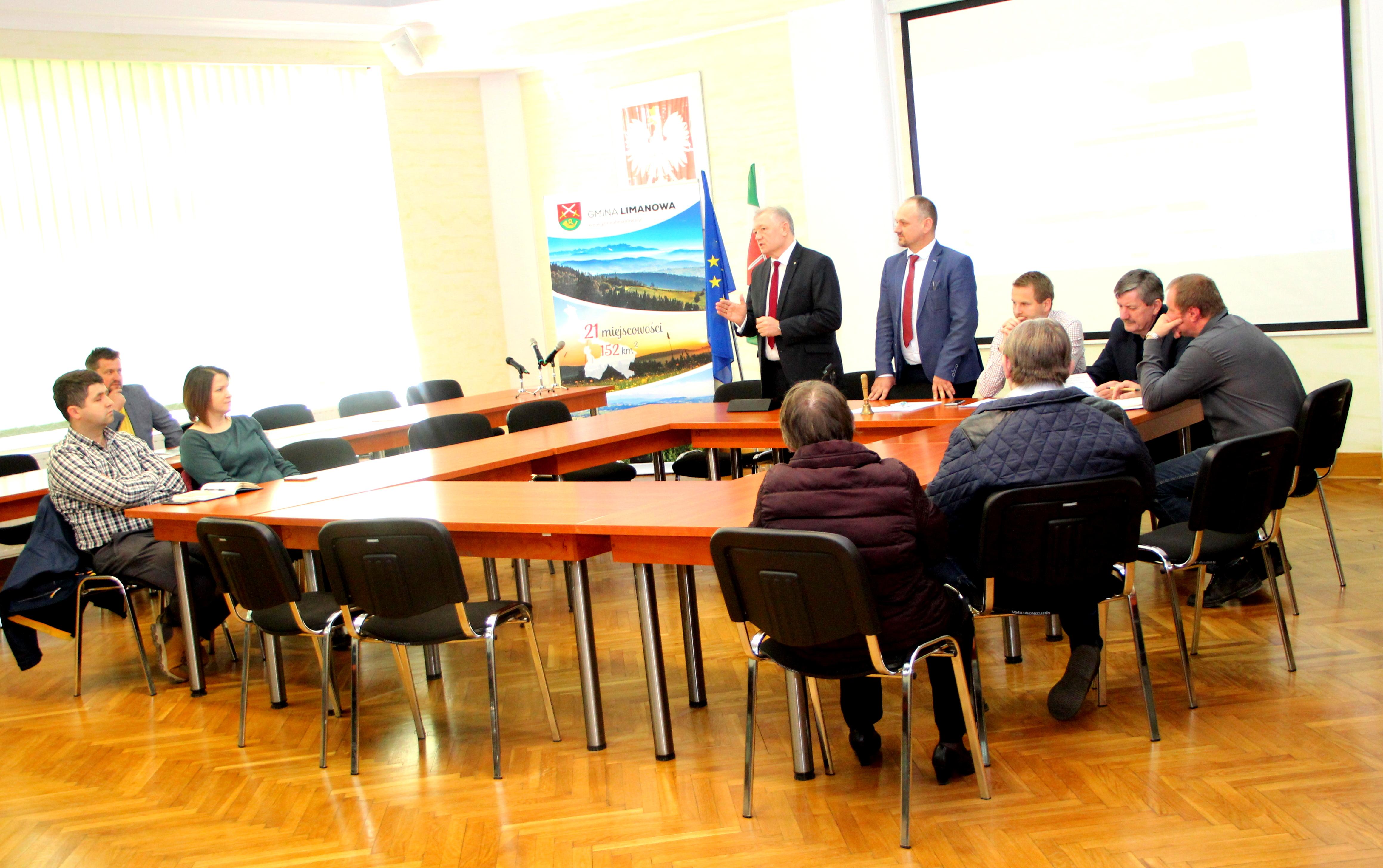 """Spotkanie informacyjne dotyczące Programu """"Czyste Powietrze"""" - zdjęcie główne"""