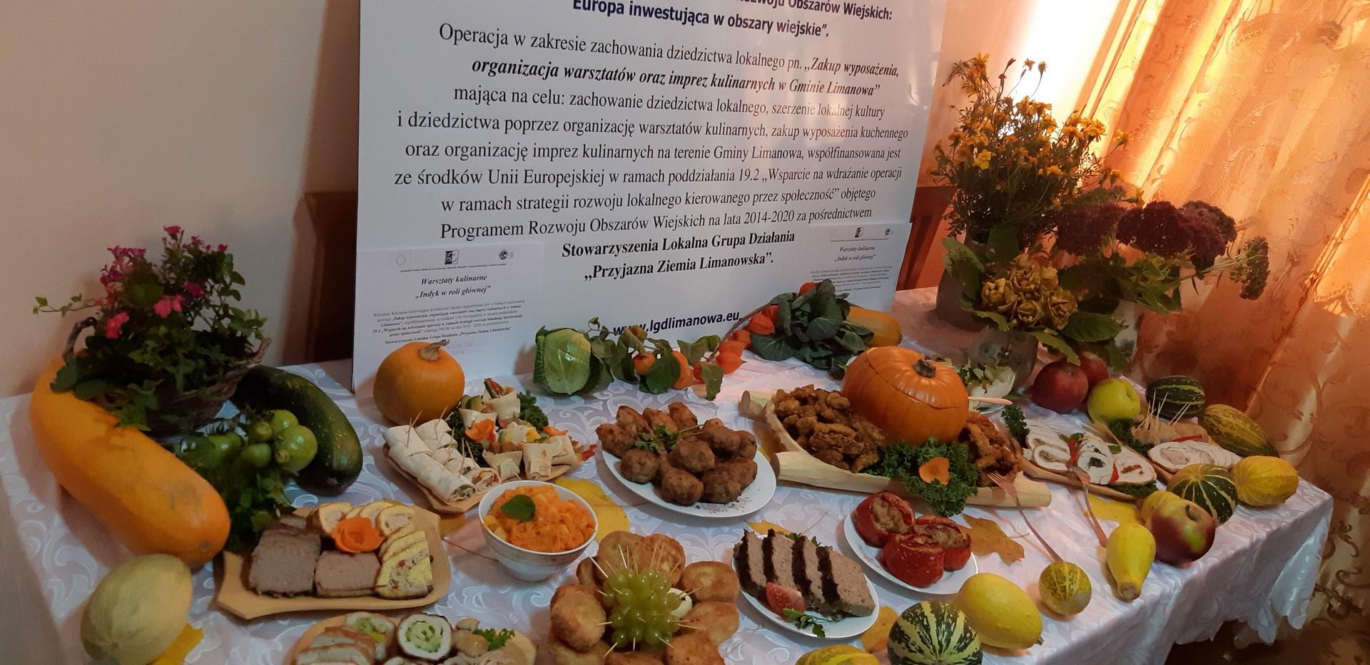 Warsztaty kulinarne KGW Rupniów Centrum i KGW Rupniów Bednarki - zdjęcie główne