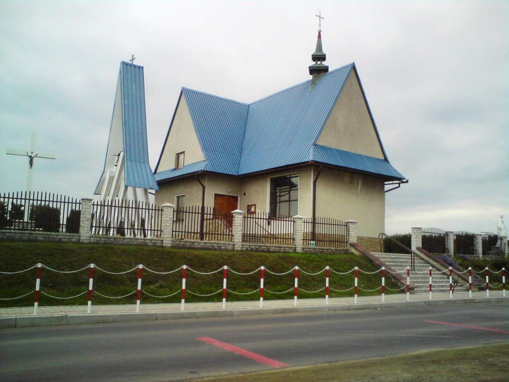 Kaplica w Rybiu