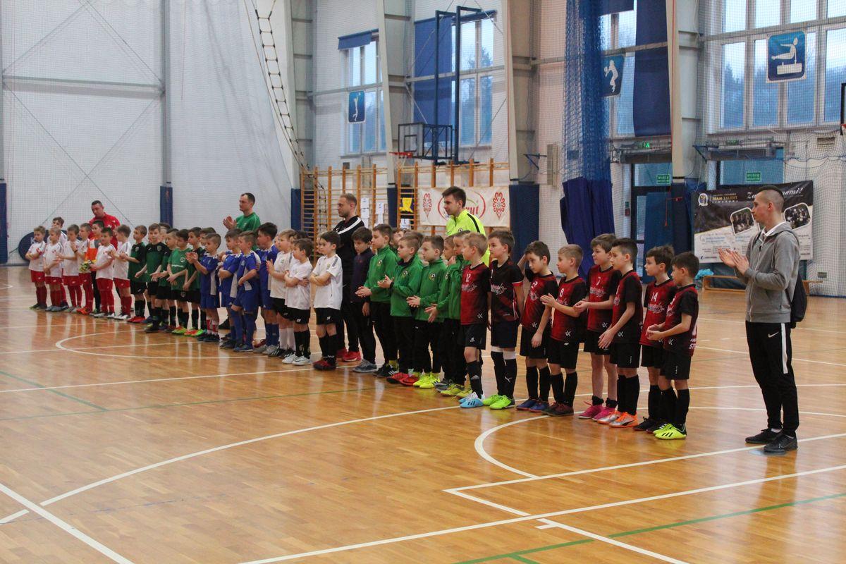 Turniej APMT Limanowa CUP 2020 zakończony - zdjęcie główne