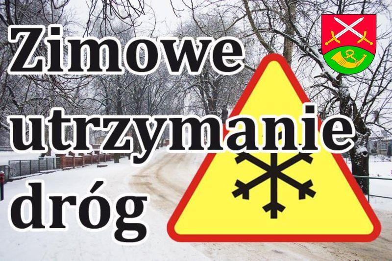 Zimowe utrzymanie dróg w sezonie 2017/2018 - zdjęcie główne