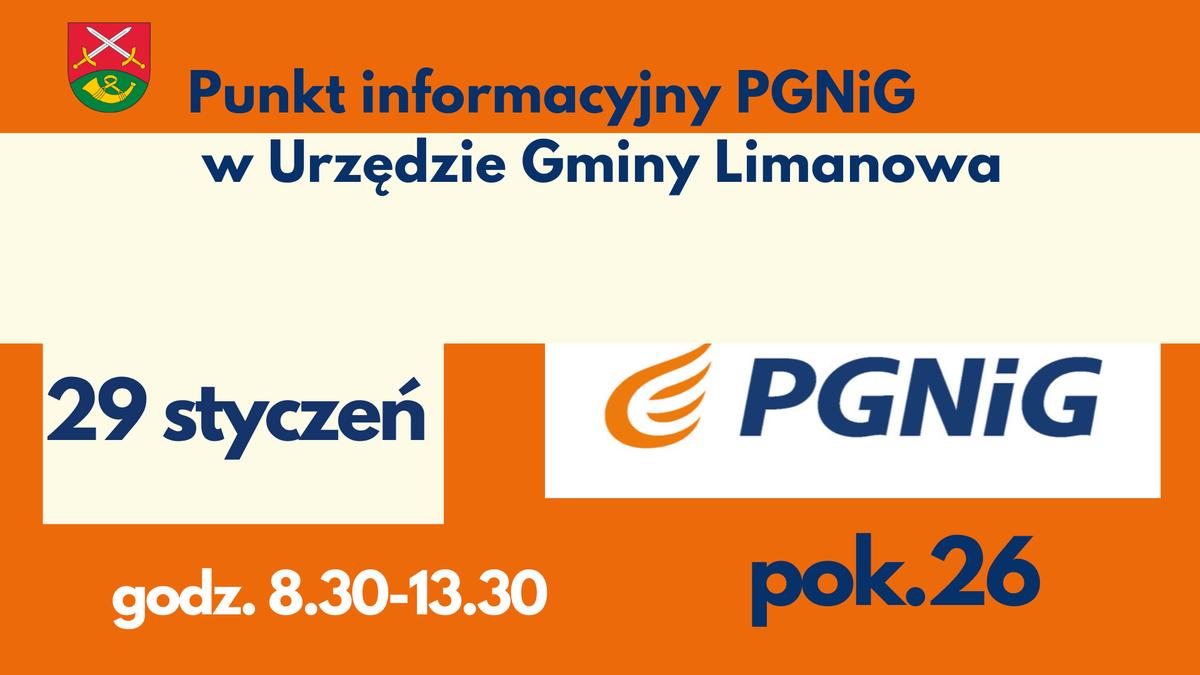Dyżur doradcy PGNiG - w piątek 29 stycznia - zdjęcie główne