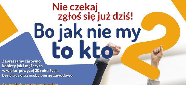 """Projekt """"Bo jak nie my to kto II"""" - zdjęcie główne"""
