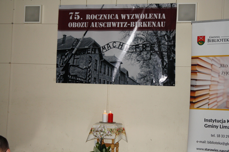 75. rocznica wyzwolenia  Niemieckiego Nazistowskiego Obozu Koncentracyjnego i Zagłady Auschwitz - zdjęcie główne