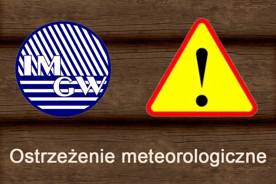 IMGW-PIB ostrzega: intensywne opady śniegu - zdjęcie główne