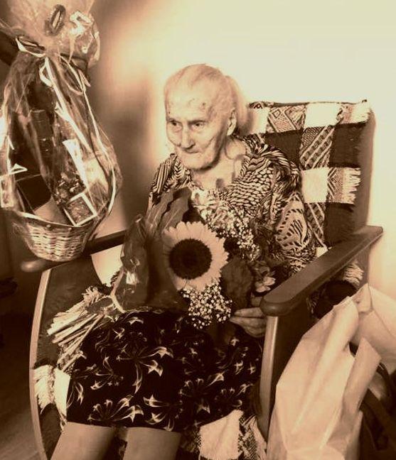 Odeszła Zofia Lis - najstarsza mieszkanka gminy - zdjęcie główne