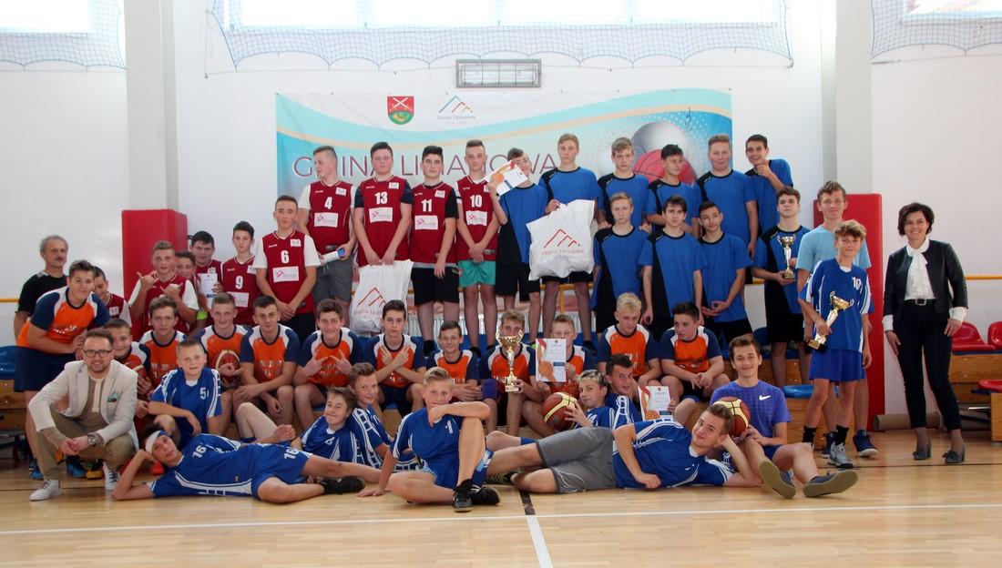 Igrzyska Młodzieży Szkolnej w koszykówce - zdjęcie główne