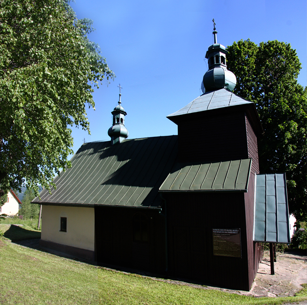 Zabytkowa Kaplica w Pasierbcu
