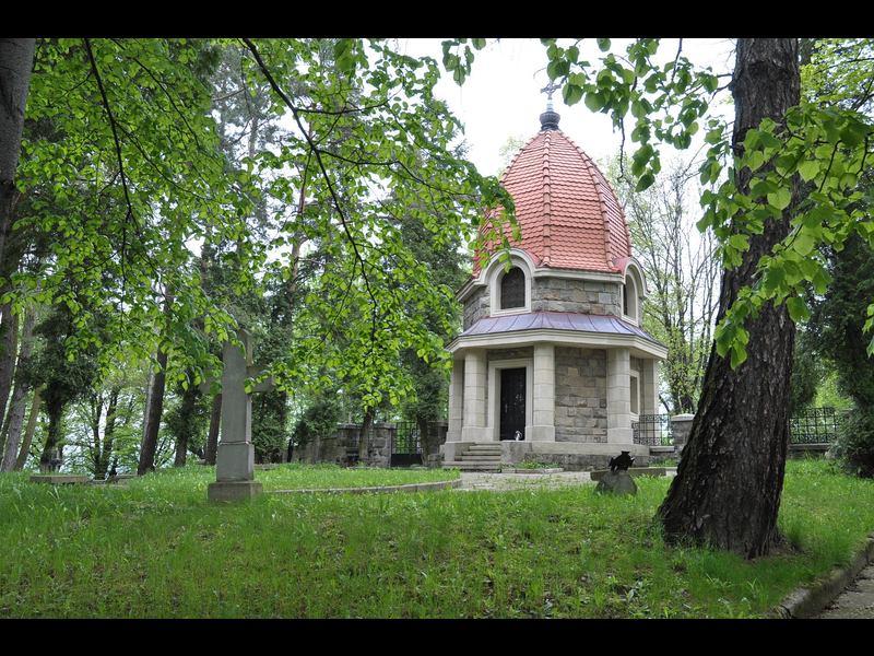 Cmentarz wojenny nr 368 Limanowa - Jabłoniec