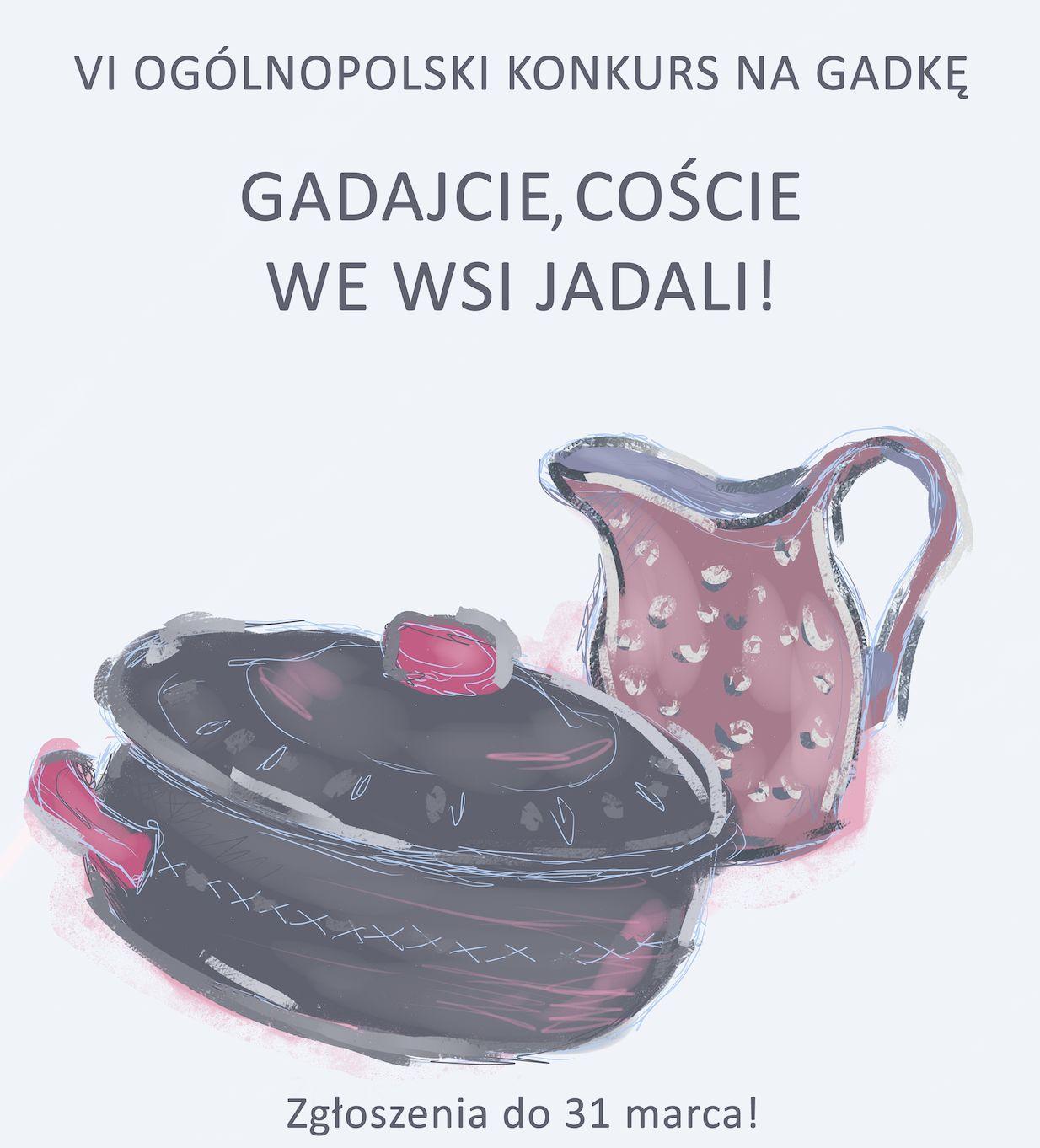 VI Ogólnopolski Konkurs na Gadkę - zdjęcie główne
