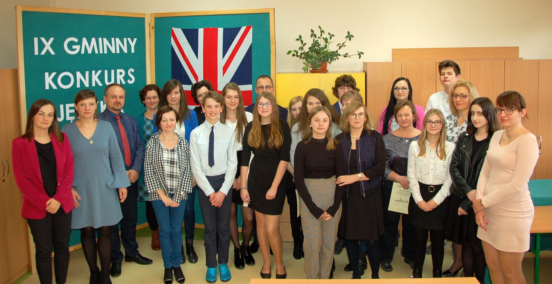 IX Gminny Konkurs Języka Angielskiego w Mordarce - zdjęcie główne