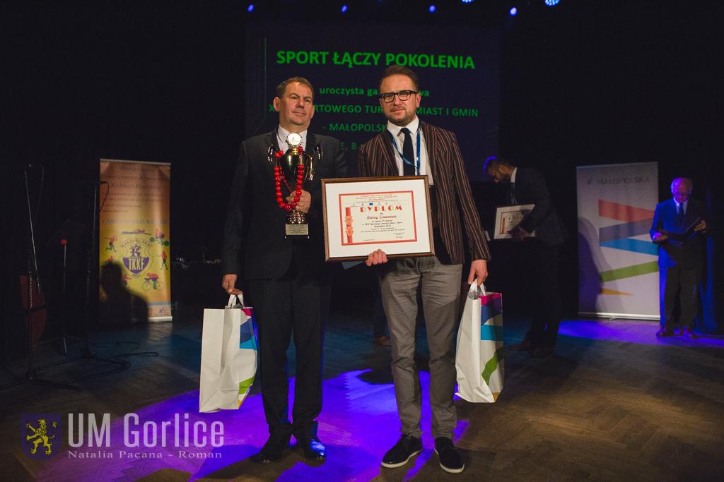Gmina Limanowa laureatem XXIV Sportowego Turnieju Miast i Gmin! - zdjęcie główne