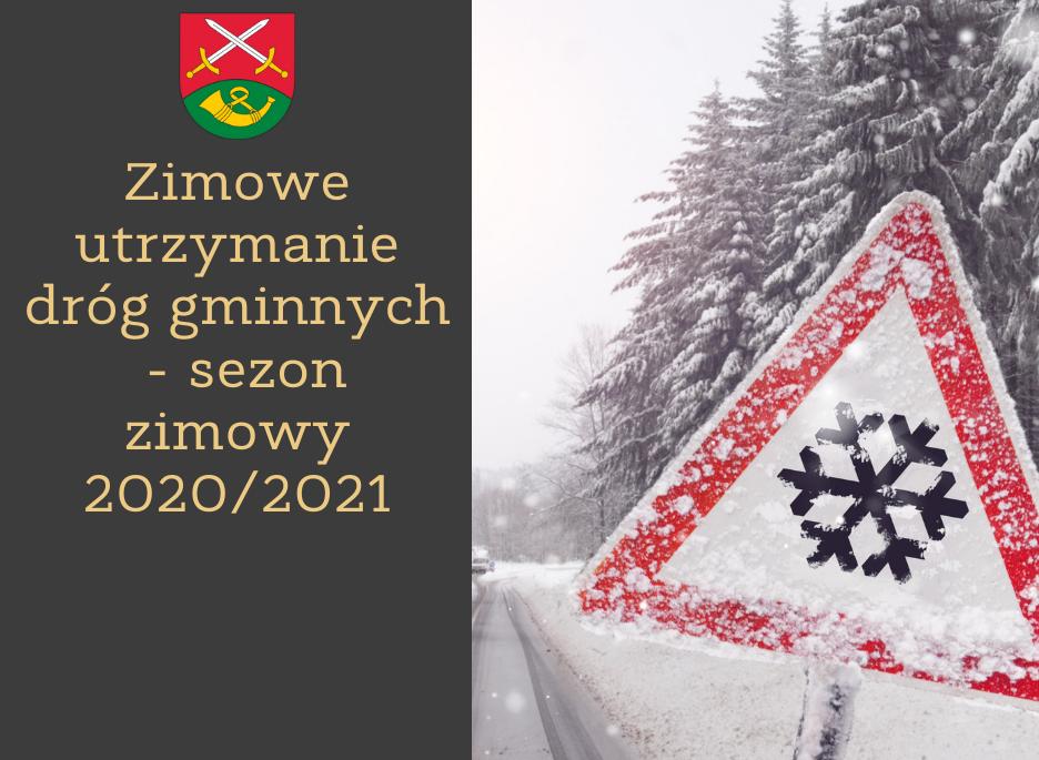 Zimowe utrzymanie dróg w sezonie 2020/2021 - zdjęcie główne