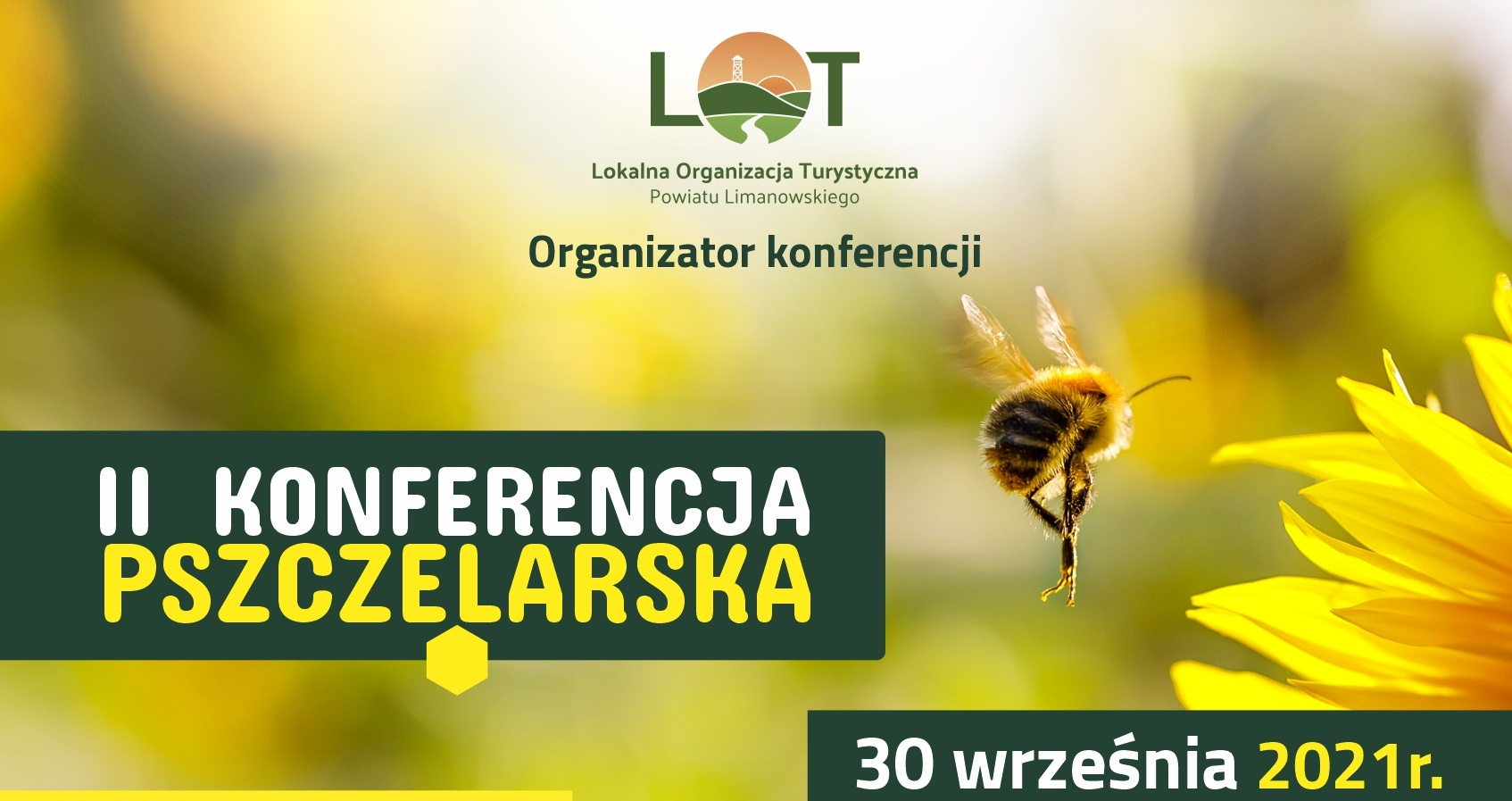 II Powiatowa Konferencja Pszczelarska - zdjęcie główne