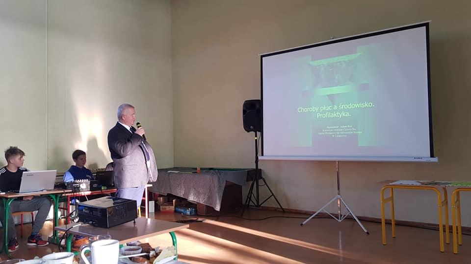 Dzień Seniora  w Szkole Podstawowej im. Stanisława Wyspiańskiego w Mordarce - zdjęcie główne