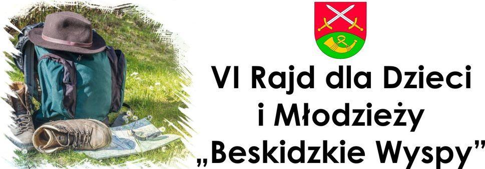 """VI Rajd dla Dzieci i Młodzieży """"Beskidzkie Wyspy"""" - zdjęcie główne"""