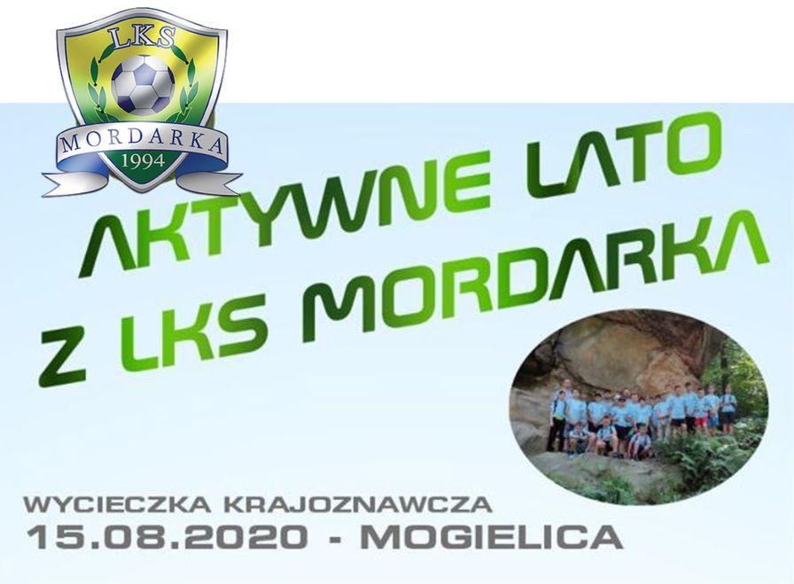 """Wycieczka na Mogielicę w ramach projektu: """"Aktywne lato z LKS Mordarka!"""" - zdjęcie główne"""