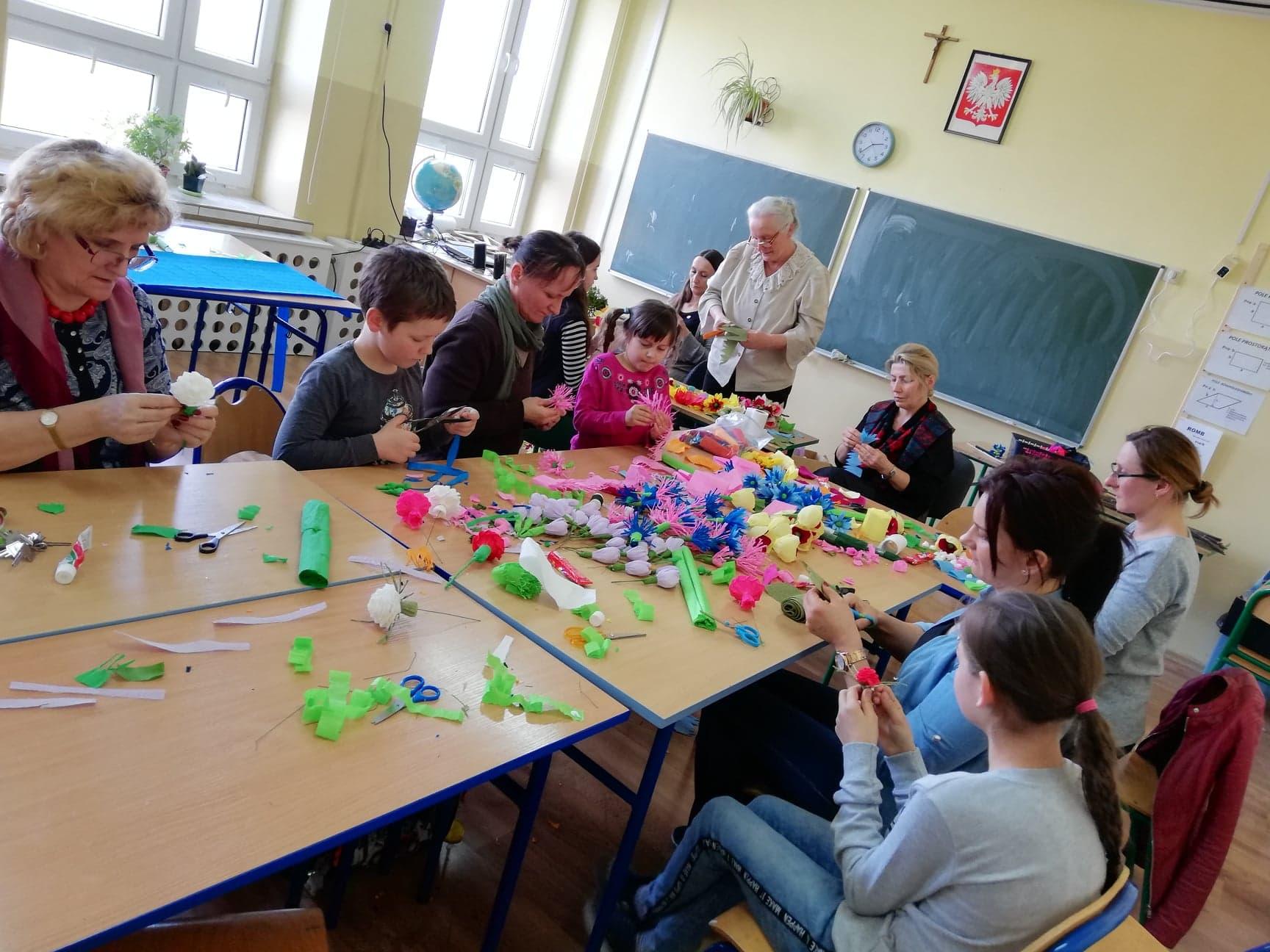 Tradycje wielkanocne w Szkole Podstawowej w Kaninie - zdjęcie główne
