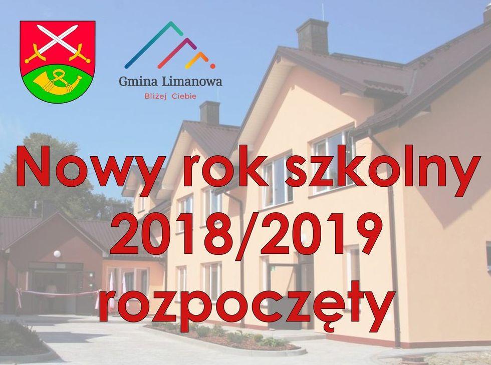 Rok szkolny 2018/2019 w szkołach gminnych - zdjęcie główne