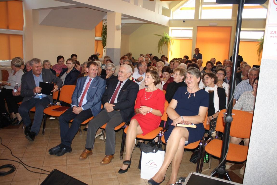 Obchody Międzynarodowego Dnia Osób Starszych w Świetlicy Wiejskiej w Pasierbcu - zdjęcie główne