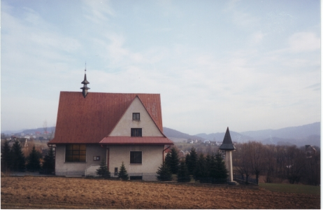 Kaplica w Rupniowie