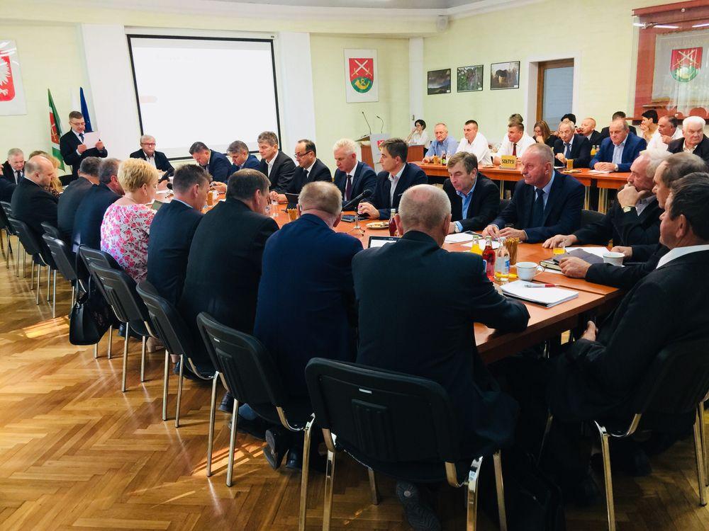 Po obradach XXIX sesji Rady Gminy Limanowa - zdjęcie główne
