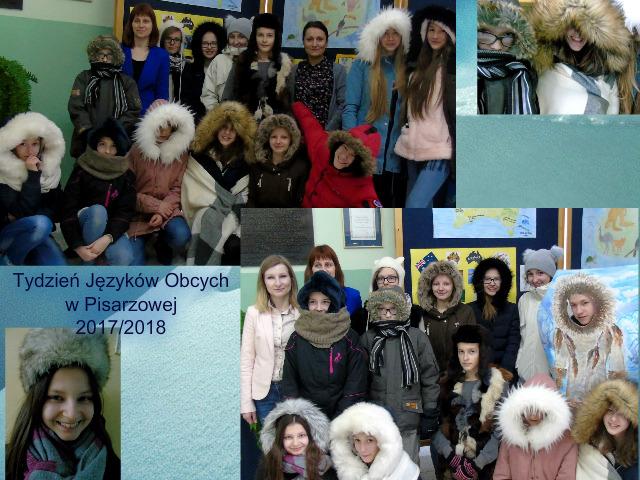 Tydzień Języków Obcych w Szkole Podstawowej w Pisarzowej - zdjęcie główne