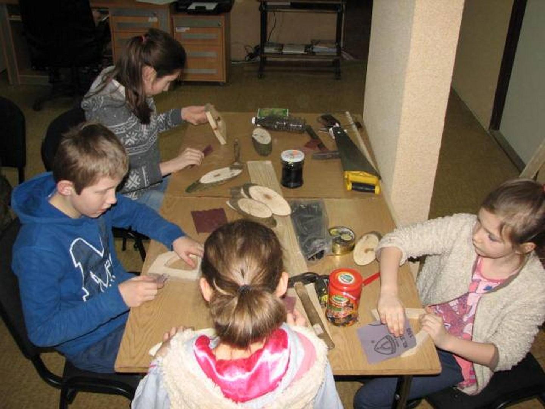 Zajęcia edukacyjne w  świetlicach gminnych - zdjęcie główne