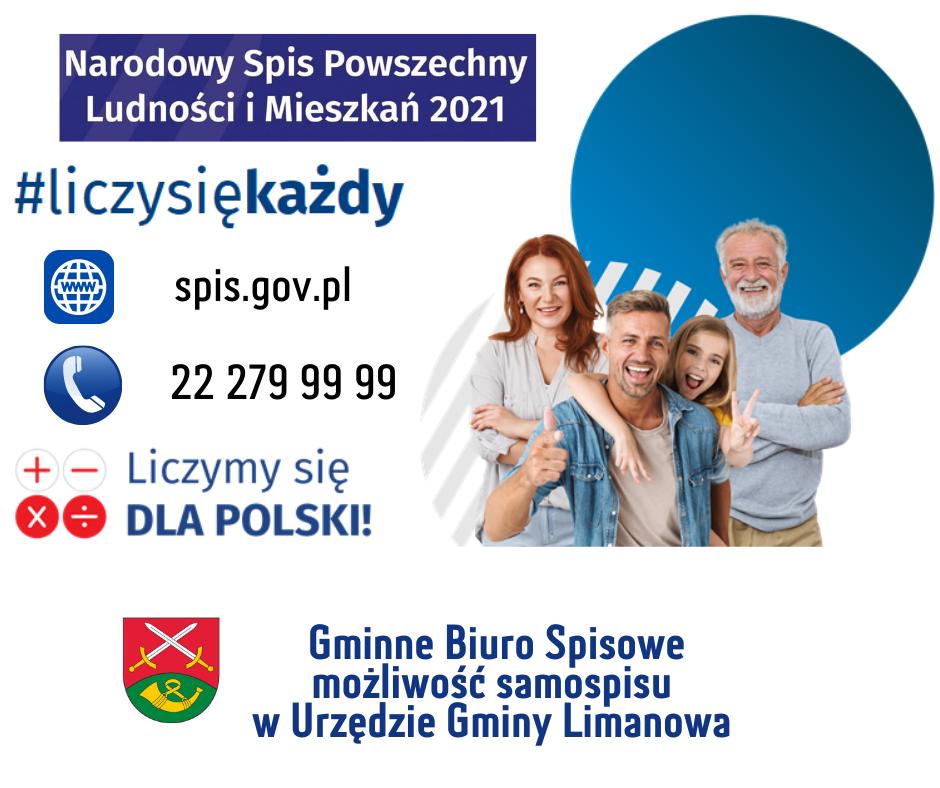 Liczymy się dla Polski! - ostatni czas na uniknięcie kary i zrealizowanie obowiązku spisowego. - zdjęcie główne