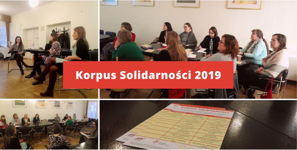 Korpus Solidarności – szansa dla rozwoju wieloletniego wolontariatu - zdjęcie główne