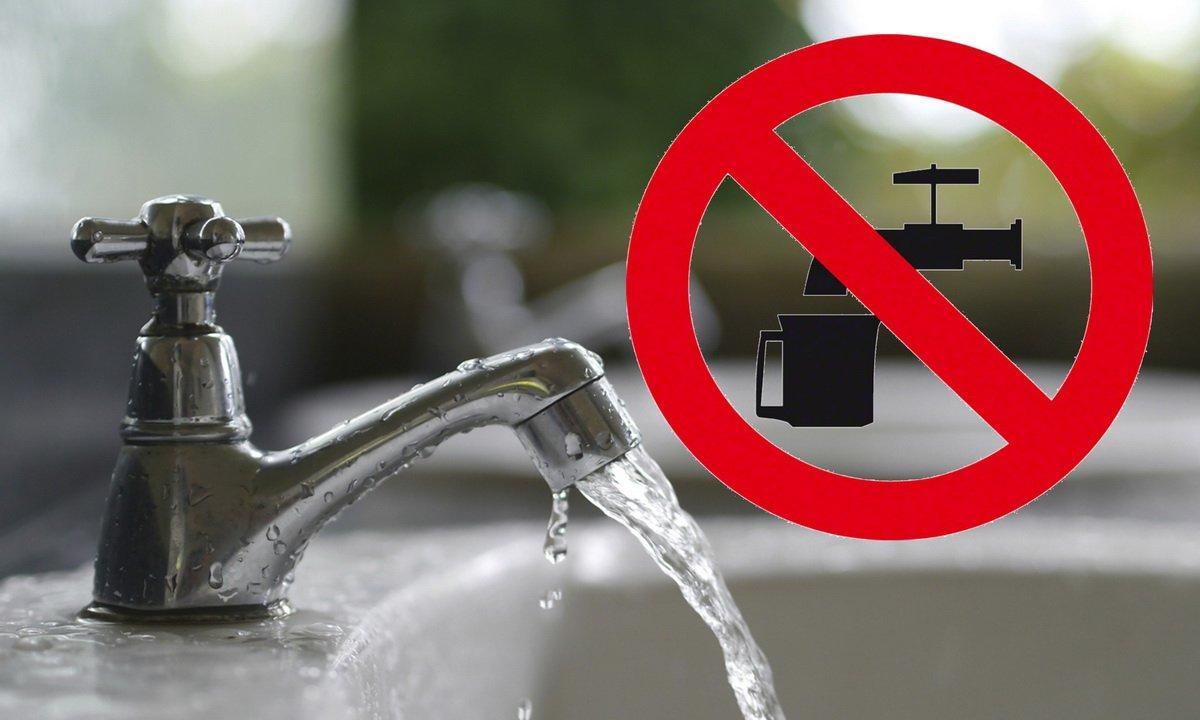 UWAGA - brak przydatności wody do spożycia z wodociągów w Nowym Rybiu i Rupniowie I - zdjęcie główne