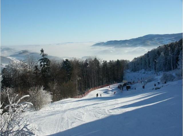 Wyciąg narciarski Laskowa Ski