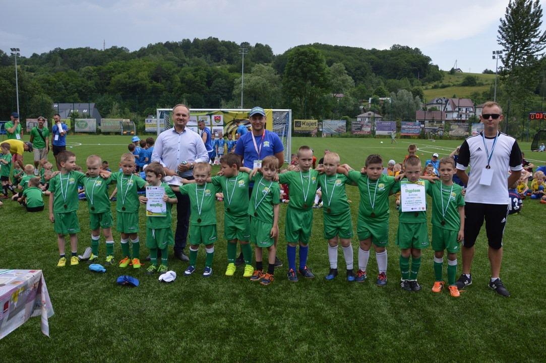 Summer Kajet Cup - za nami rozgrywki najmłodszych piłkarzy - zdjęcie główne