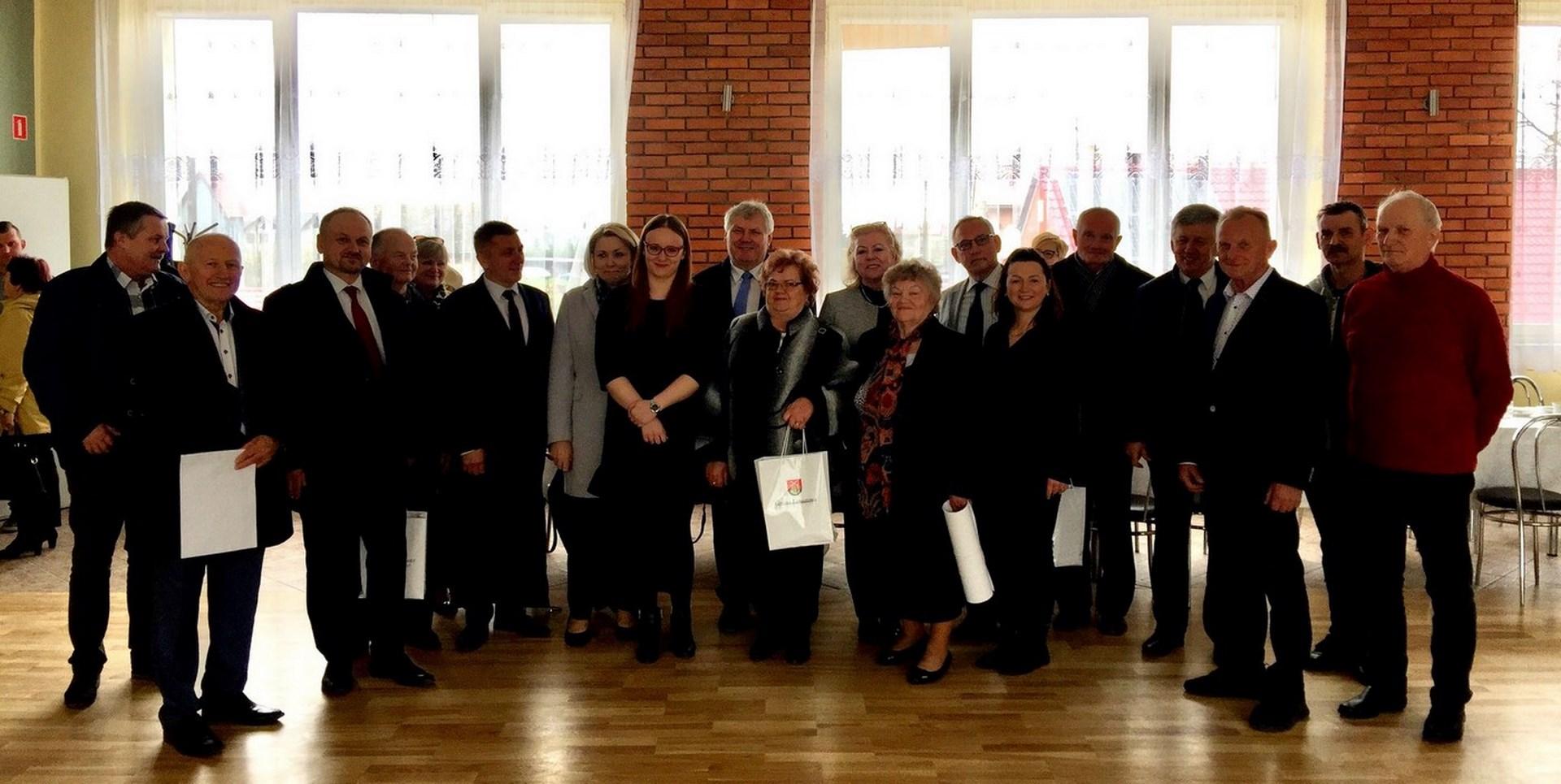 Współpraca z Gminą Skarbimierz oficjalnie nawiązana - zdjęcie główne