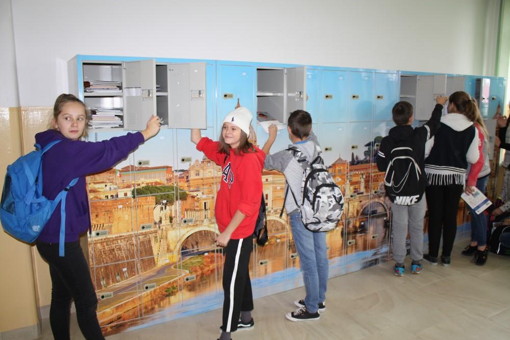 Nowe inicjatywy w Szkole Podstawowej nr 1 w Męcinie - zdjęcie główne