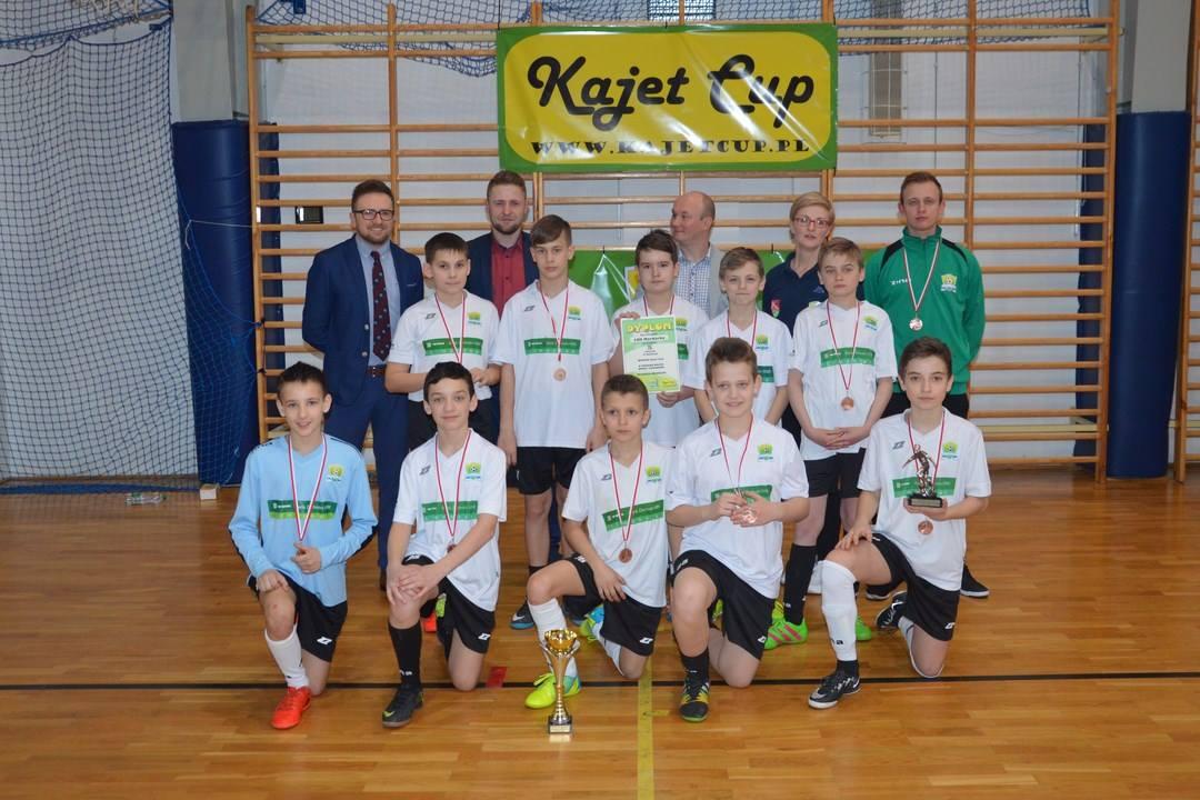 Turniej Winter Kajet Cup – podsumowanie zmagań Orlików i Młodzików - zdjęcie główne