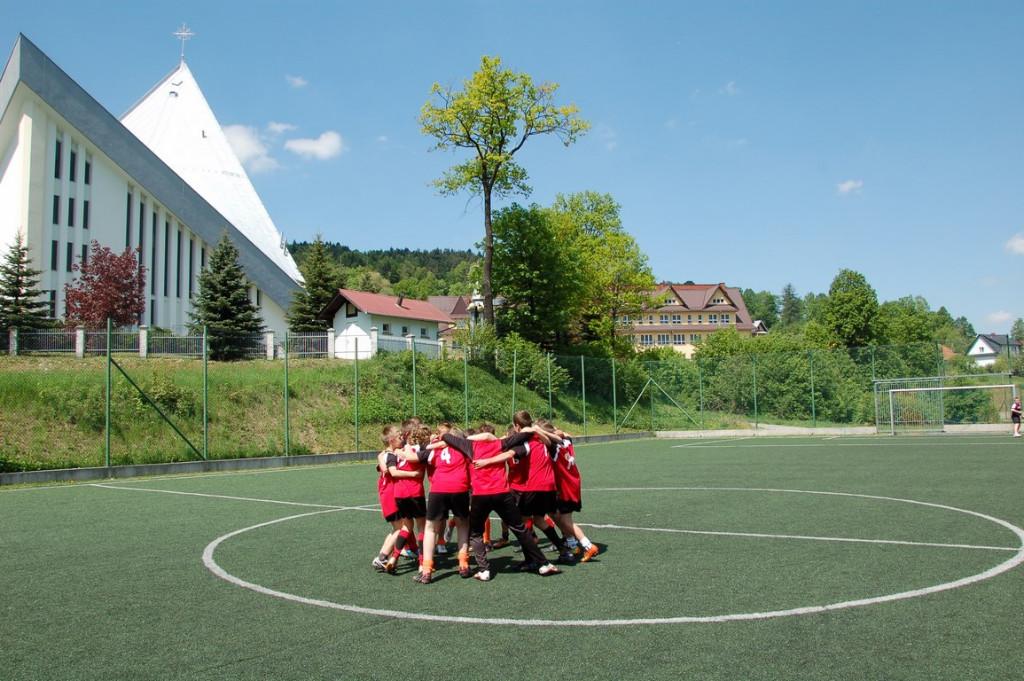Boisko sportowe w Starej Wsi I