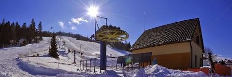 Wyciąg narciarski w Lubomierzu