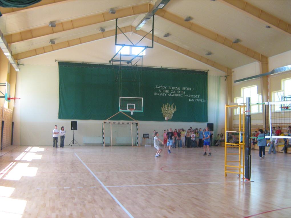 Hala sportowa w Rupniowie